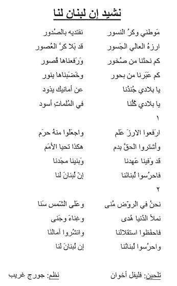 أناشيد الجيش الموقع الرسمي للجيش اللبناني Math Toto