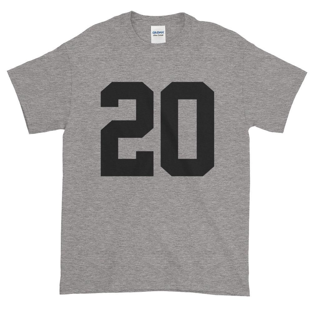 Team Jersey 20 Short sleeve t-shirt