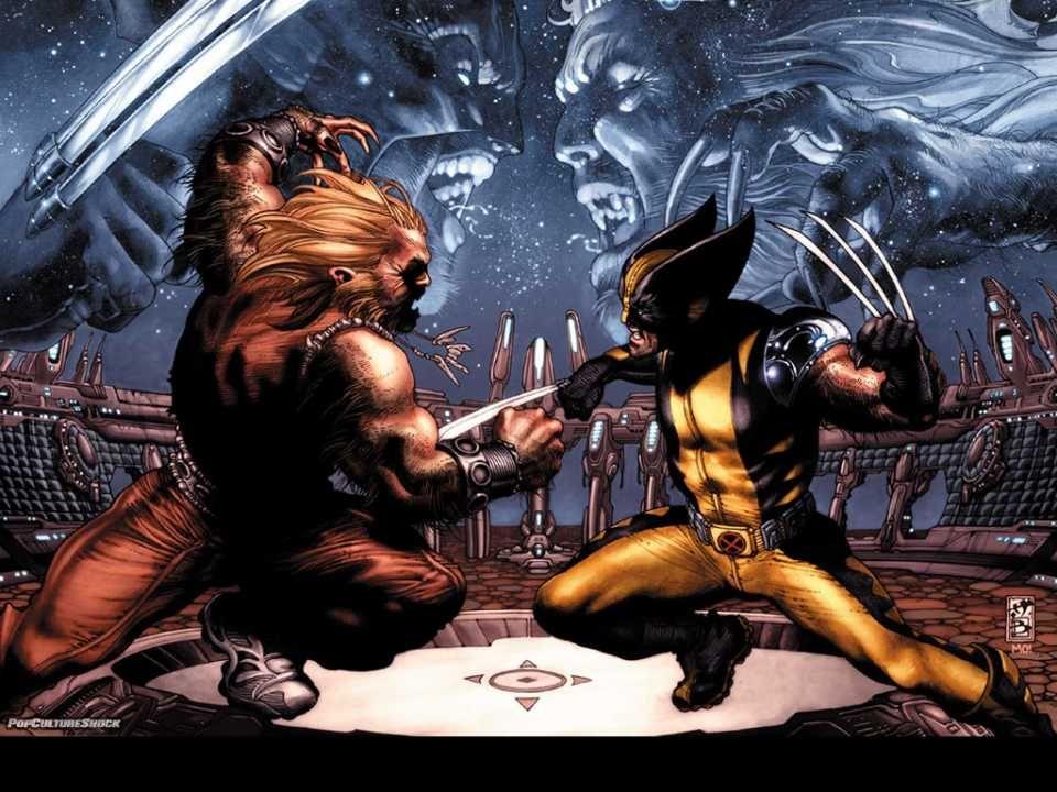 e35d815d0d8 Daken with Muramasa claws VS Wolverine & Sabretooth - Battles ...