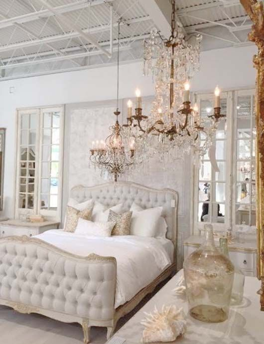French Style Bedroom Ideas 2018 Bedrooms, French style and Decoration