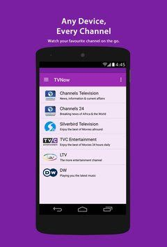 Download TVNow BAR and APK for Blackberry 10 devices With A