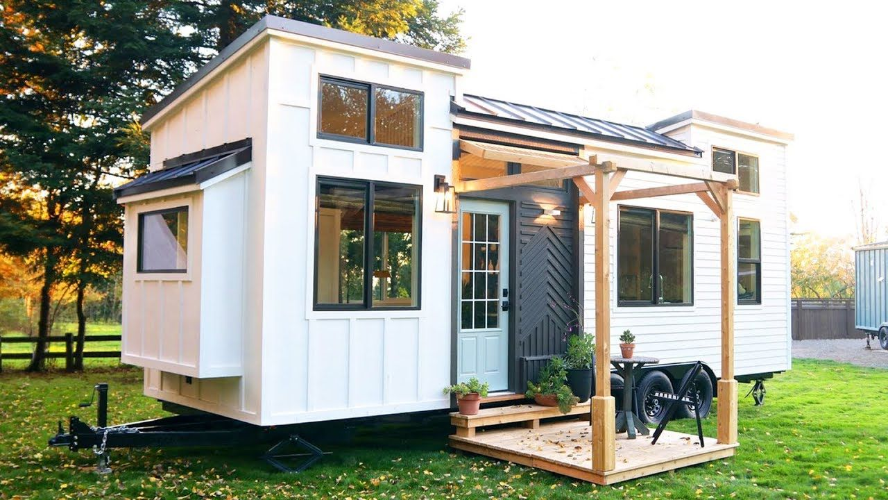 Absolutely Beautiful Pacific Harmony Tiny House from