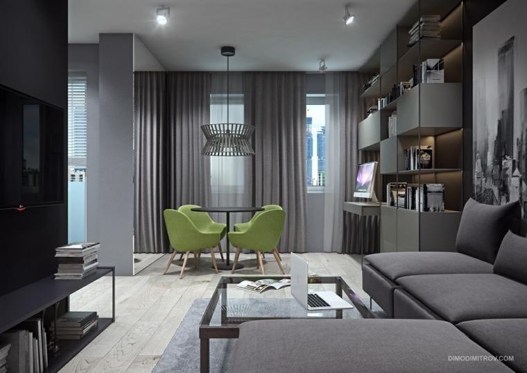 #Interior Design Haus 2018 Innenräume Von Kleinen Wohnungen Mit  Verschiedenen Themen #Ideen #Home