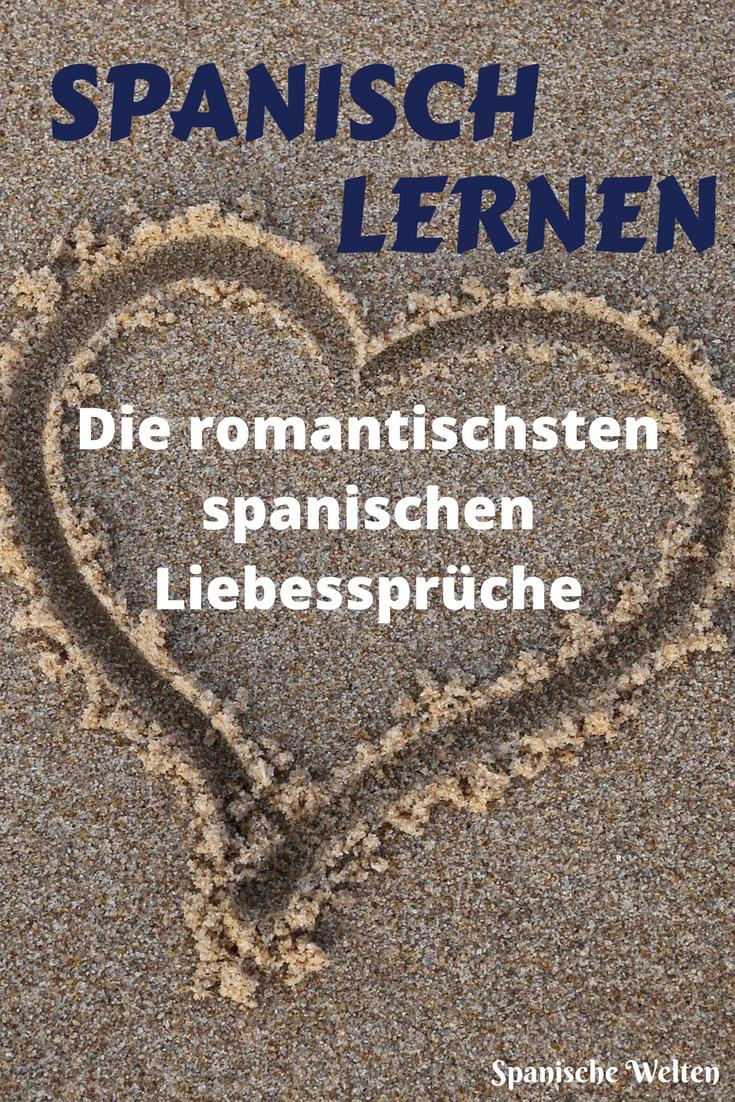 Die schönsten spanischen Liebeserklärungen | Spanisch