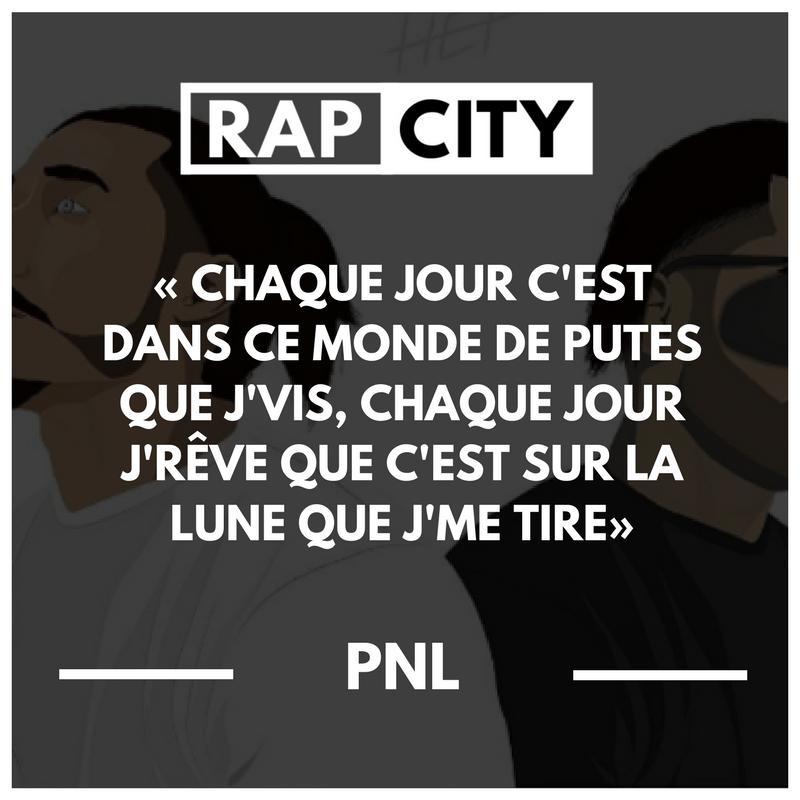 Les 20 Meilleures Punchlines De Pnl Citations De Rap