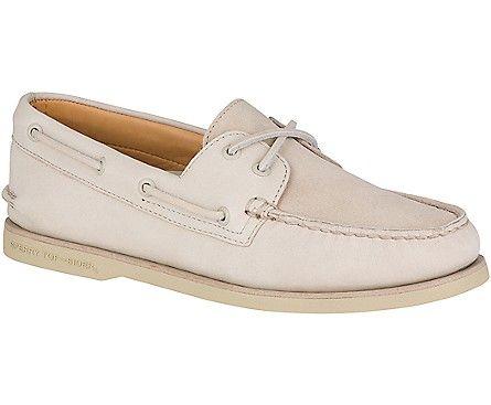 93cdcc1e546 Men s Gold Cup Authentic Original 2-Eye Pastel Boat Shoe