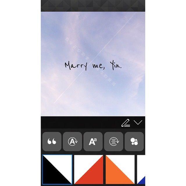 Proposal in the app proposal idea app easter egg marriage proposal in the app proposal idea app easter egg marriage proposal negle Images