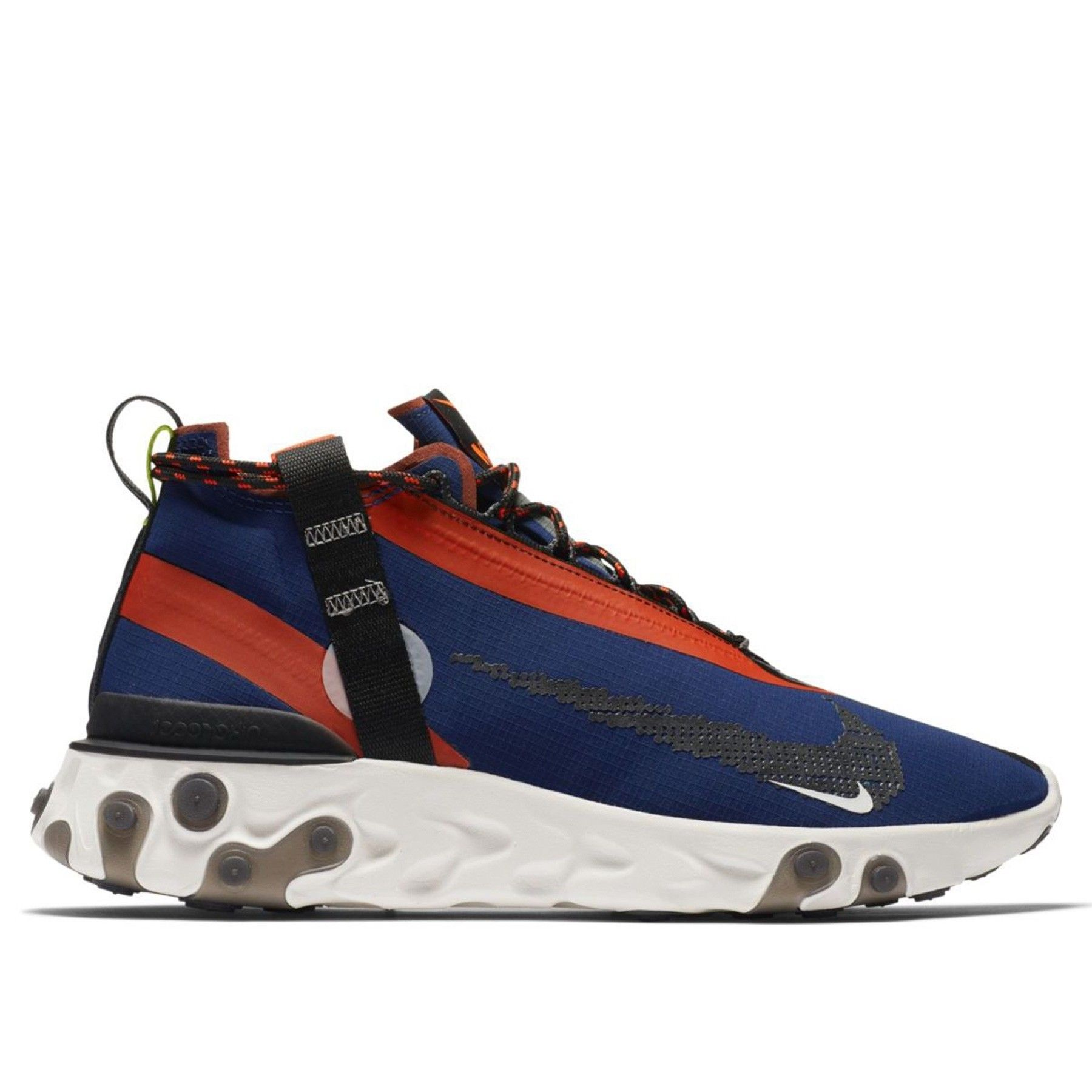 b7f420a7ea82 Nike React Mid WR ISPA (AT3143-400) Designer Shoes