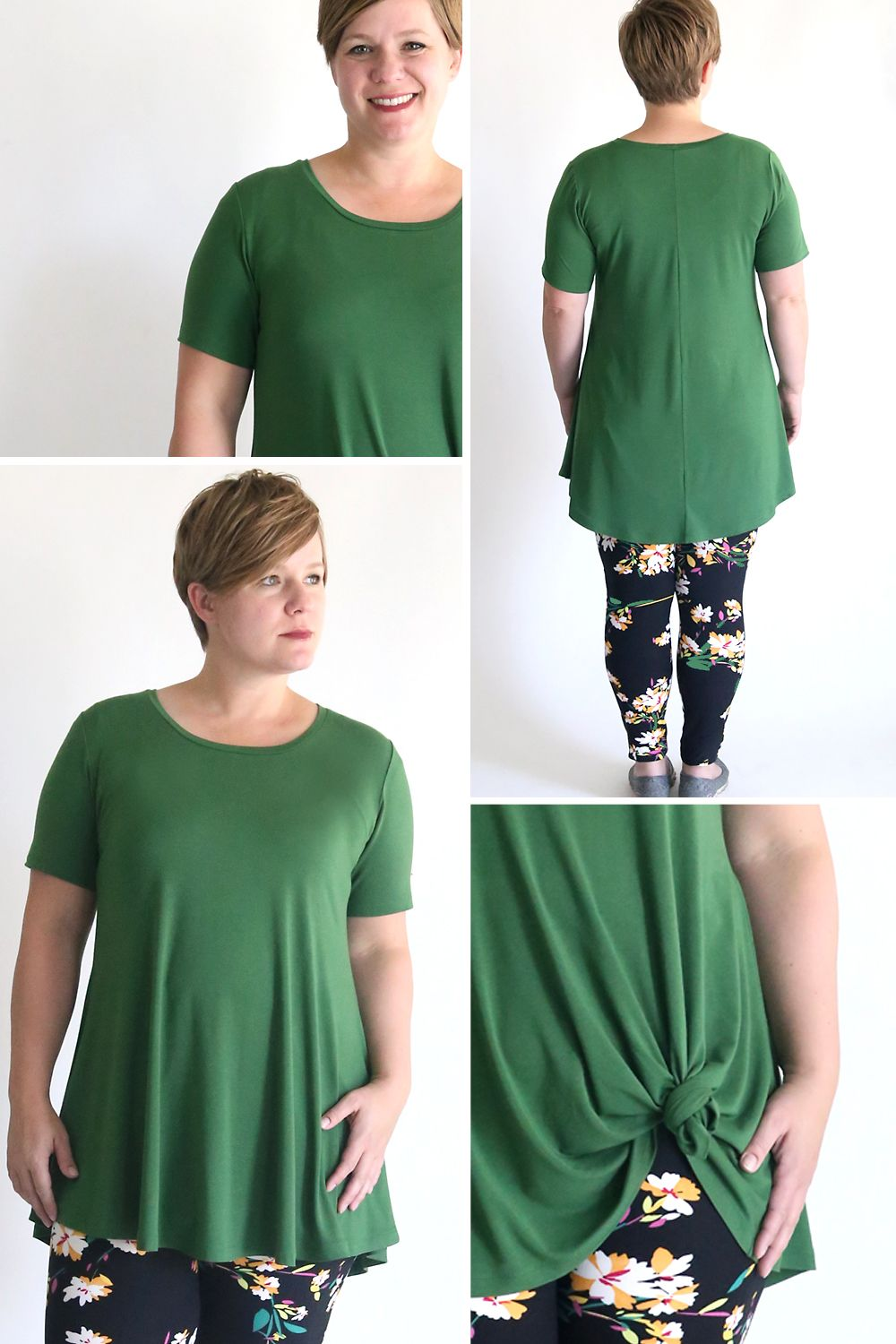 Tips on how to sew a tunic with your own hands