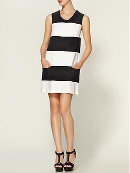Madison Colorblock Shift Dress  by Rachel Zoe