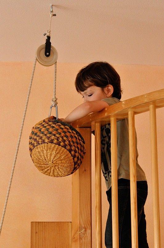 Loft Pulley By Louisa Pulley Classroom Reggio