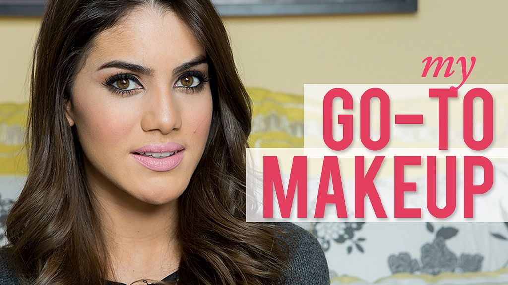 English Video: My go-to Makeup