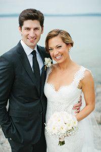 Ginger Zee S Wedding Photography Mynorth Com Wedding Photography Wedding Dresses Ginger Zee