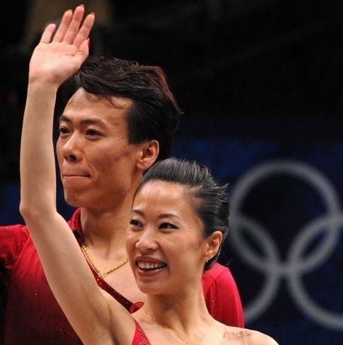 Os chineses Shen Xue e Zhao Hongbo ganharam o ouro na competição por casais de patinação artística dos Jogos Olímpicos de Inverno Vancouver 2010.