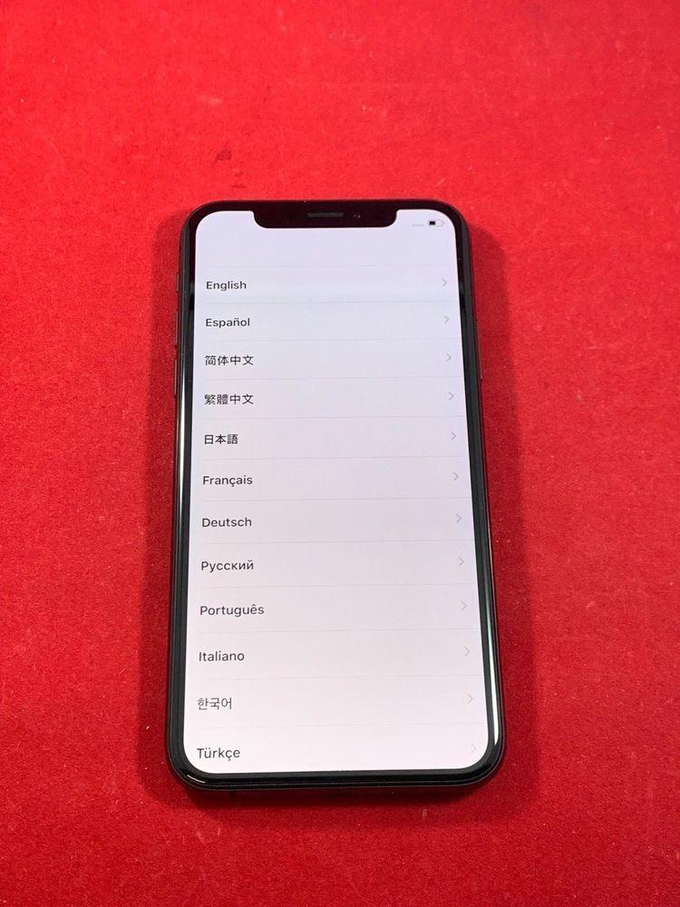 Apple Iphone Xs 256gb Space Gray Verizon Unlocked A1920 Cdma Gsm At