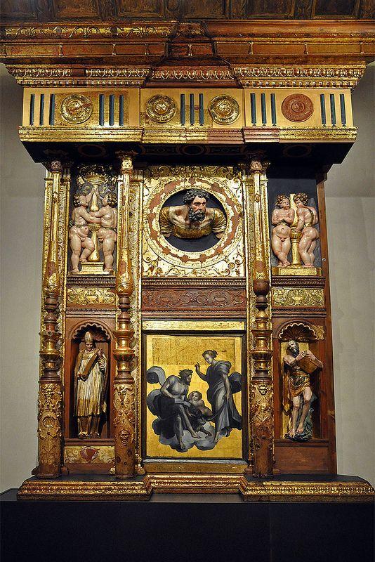 San Benito / Museo N. Escultura Valladolid | da Monestirs Puntcat