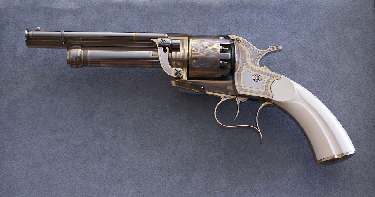lemat revolver bb gun
