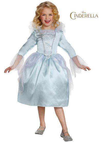 Girl\u0027s Fairy Godmother Movie Classic Costume Disney Princess - princess halloween costume ideas
