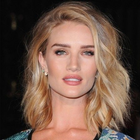 how to get rosie huntington whiteley haircut