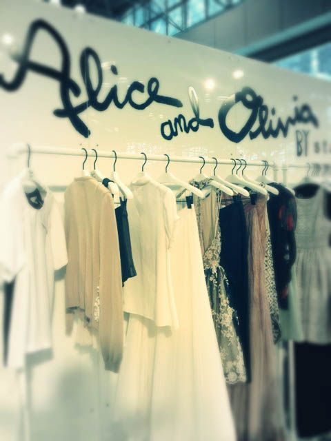 Entry N°3, Part 4- Showroom Alice and Olivia