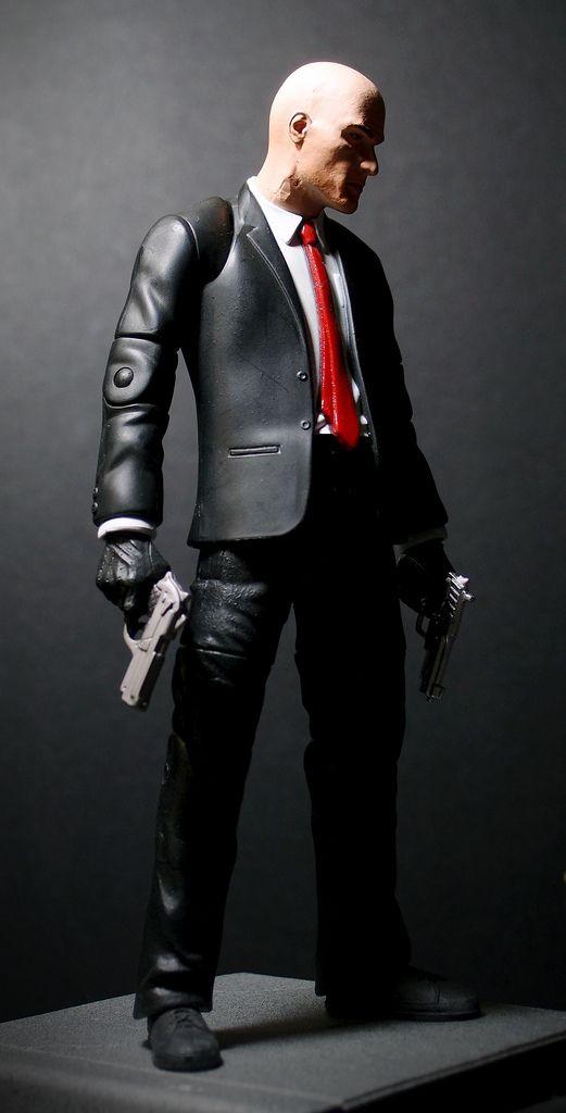 Agent 47 Custom 100 Agent 47 Hitman Agent 47 Reservoir Dogs
