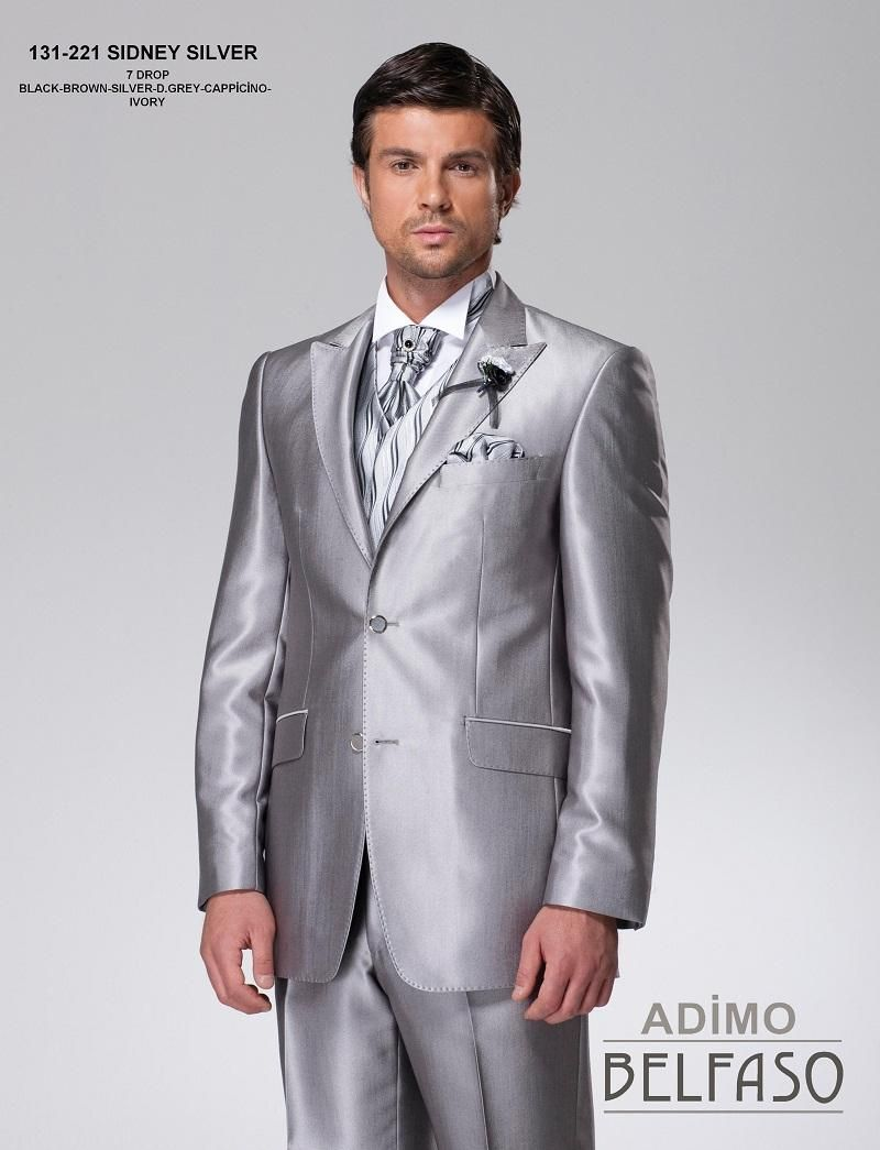 silver - Our customers are privileged to shop with our zoot suit, Italian Suit and other suits as all our mens suit comes with high-excellence!