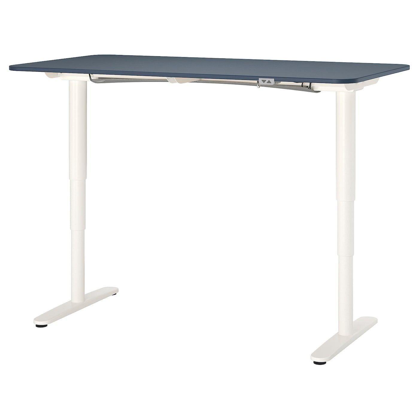Ikea Bekant Desk Sit Stand 1000 In 2020 Ikea Bekant Ikea Bekant Desk Ikea