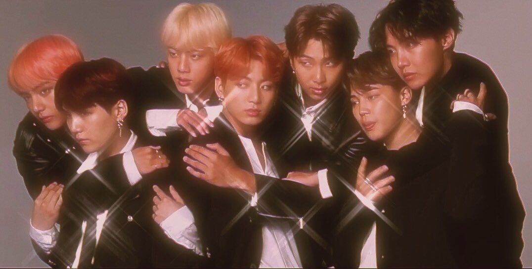 Bts ot7 90s | BTS in 2019 | Bts, Bts header, Bts boys