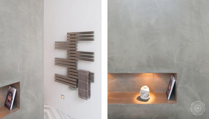 Badkamer Zonder Tegels : Badkamer zonder tegels creeer een optimale relaxruimte waari
