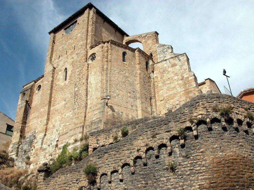 El Hijo Del Trueno Ciudad Medieval Camino De Santiago Castillos