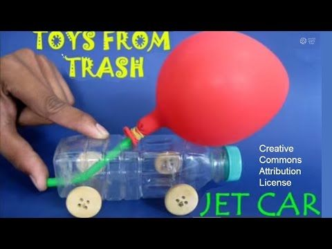Design Feature Gt Toys From Trash Indian By Design