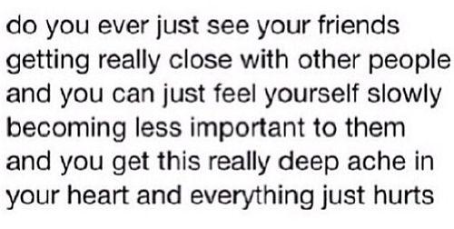 Sad Pain Friends Follow Broken Friendship Best Friends