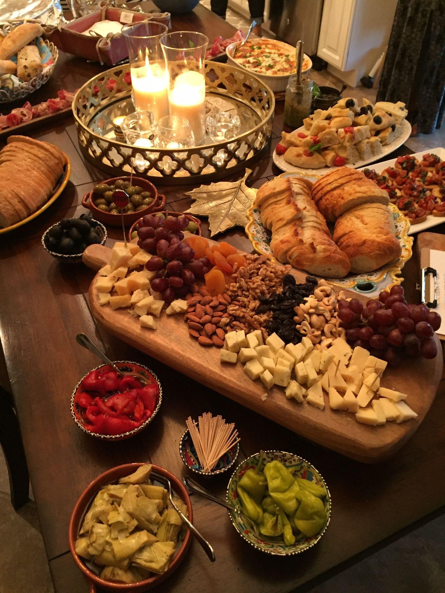 Medieval Food Christmas Dinner Set Christmas Buffet Christmas Food