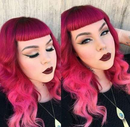 31  ideas for hair ombre pink lipsticks -  31 ideas for hair ombre pink lipsticks  -