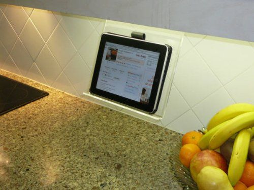 The Original Kitchen iPad Rack / Stand / Holder for all 7-10 ...