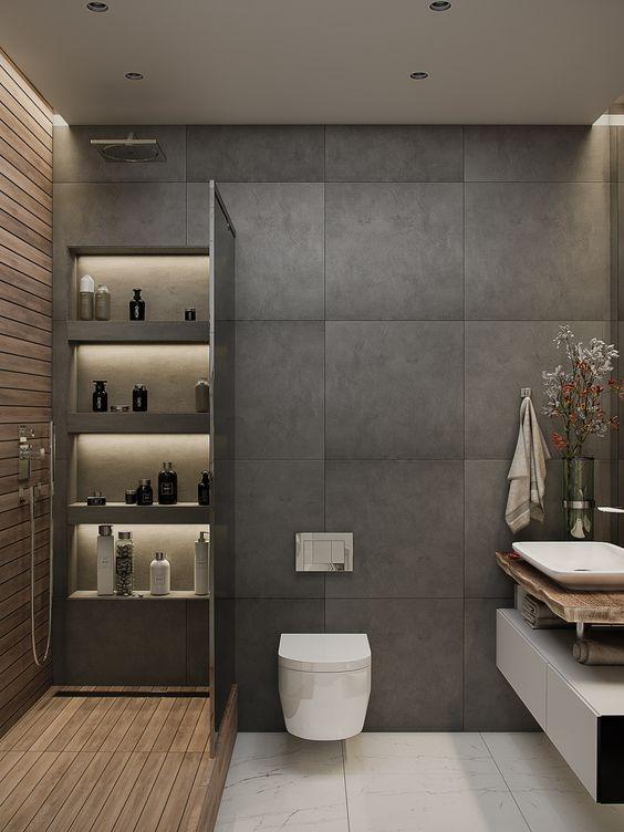 Grey Bathroom Ideas 17, Bathroom Design Grey