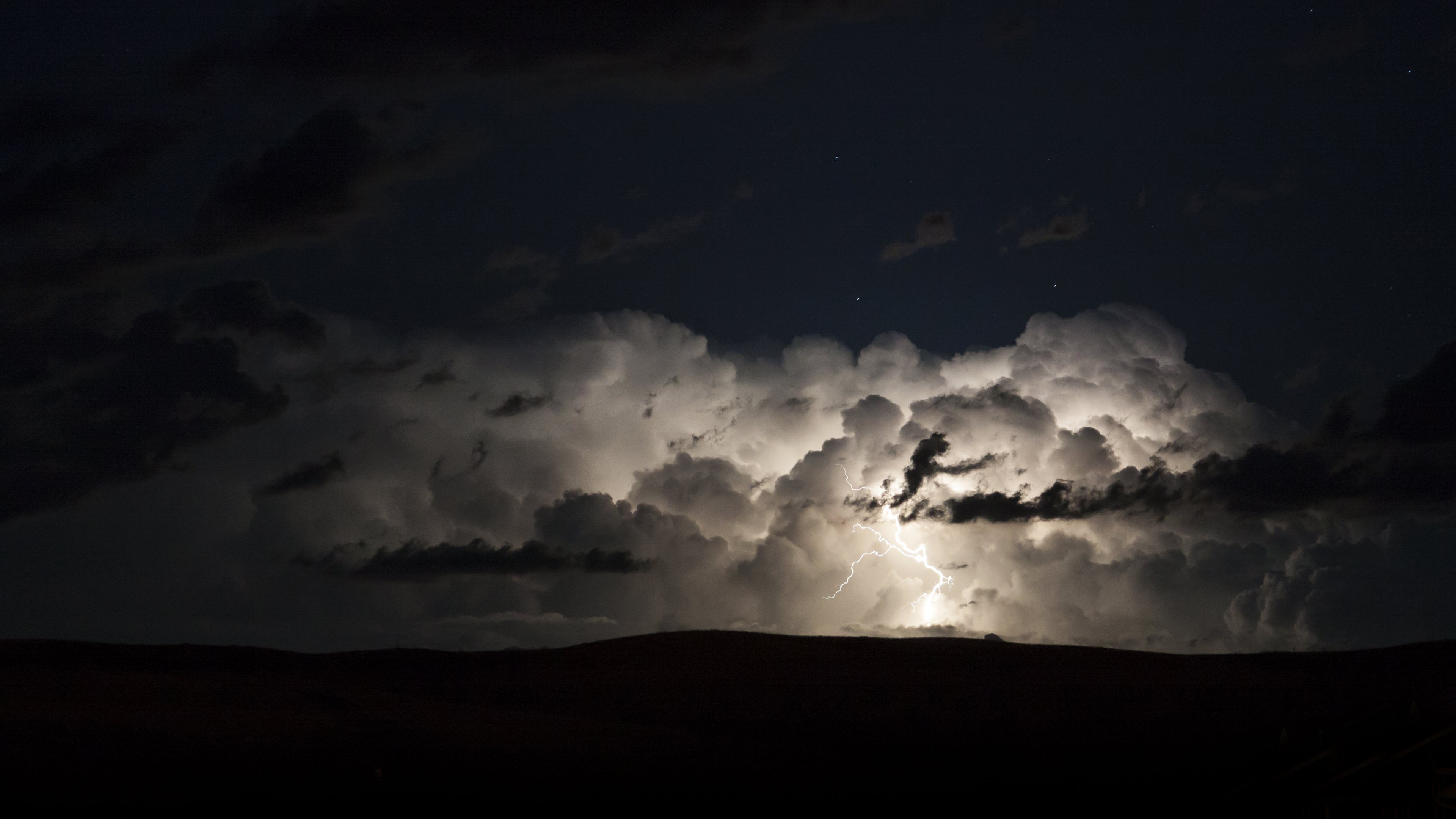 Thunderstorm Wallpapers · 4K HD Desktop Backgrounds Phone