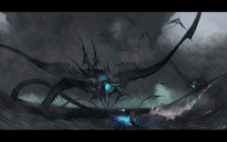 Fantasy - Creature art