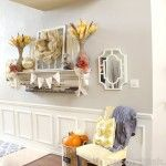 Fall Mantel and Decorating Ideas | lots of different mantel ideas www.decorchick.com