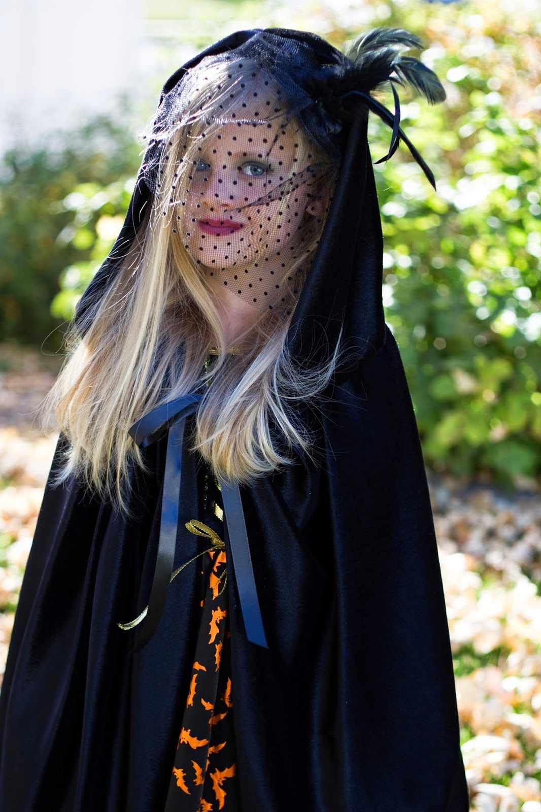 do it yourself divas: DIY: Little Girl Witch Costume for Halloween ...
