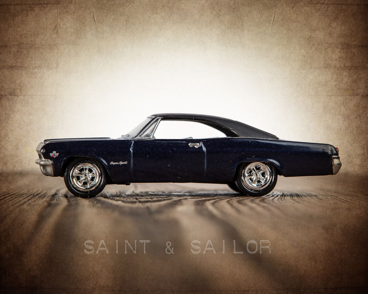 Vintage Muscle Car 65 Impala | Classic and Modern Muscle Cars ...