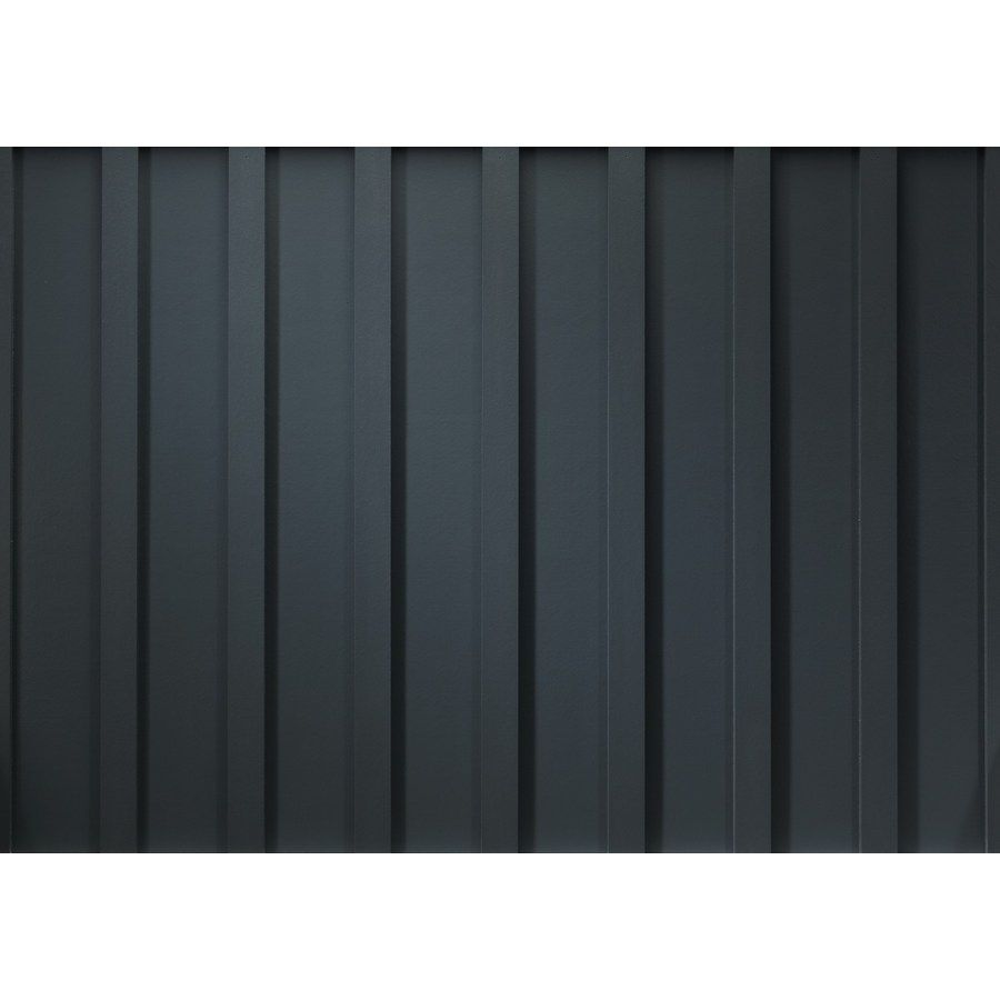 Shop James Hardie Color Plus Iron Gray Smooth Fiber Cement