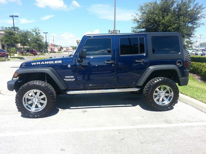 Mine all mine....... 2013 Jeep Wrangler Sport Unlimited