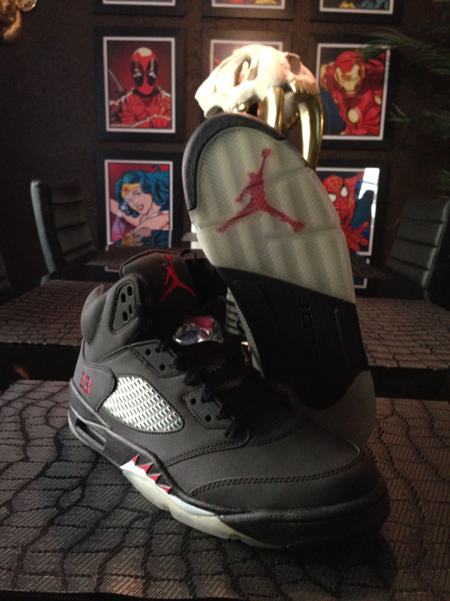 hot sale online 12646 ba0ab Air Jordan 5 3Ms