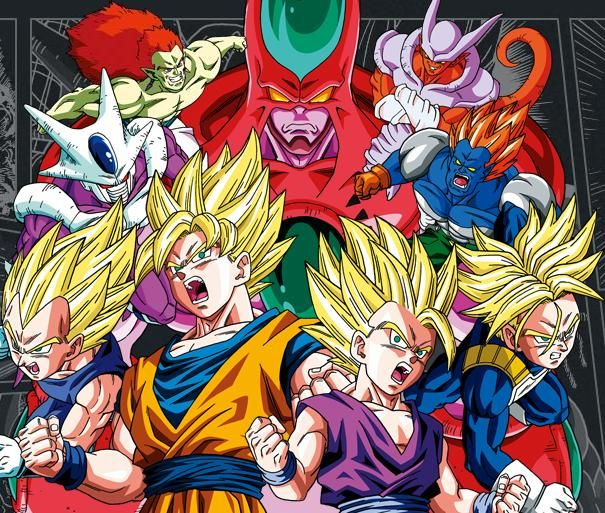 Vietsub Dragon Ball Z Side Story Plan To Eradicate The Saiyans Dragon Ball Dragon Ball Z Anime Dragon Ball