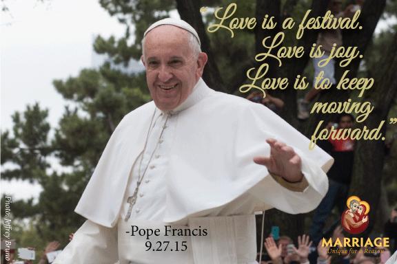 USCCB Marriage on Pope francis, Catholic motherhood, Pope