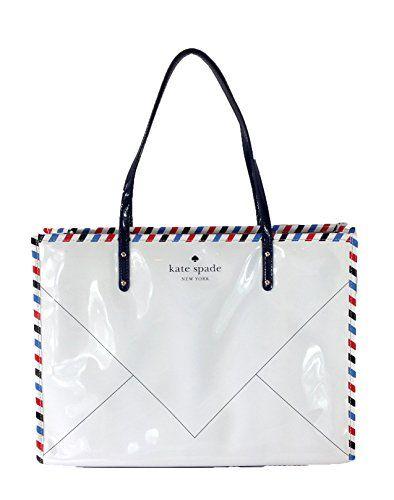 Women S Top Handle Handbags Kate Spade Joseph Par Avion Bone Envelope Bag Tote