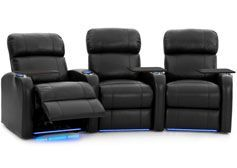 Charmant Home Theater Seating | Entertainment Chairs | TheaterSeatStore.com