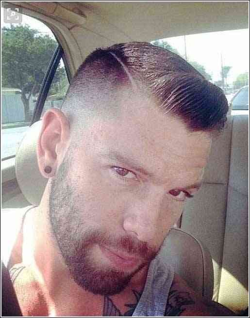 Frisuren Manner Kurz Mittelscheitel Mittellange Haare