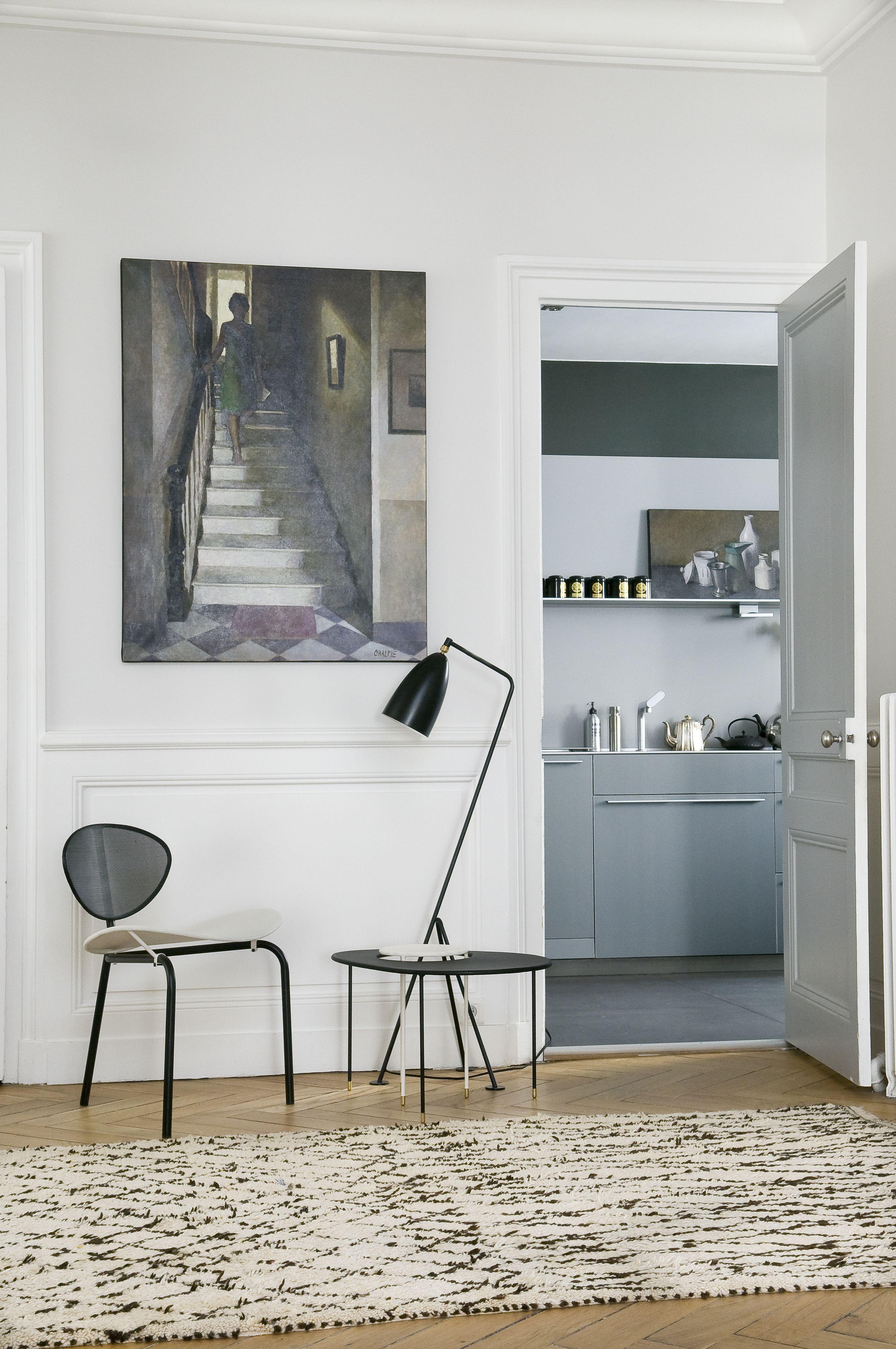 Appartement Lyon 6 By Maison Hand Amenagement Maison Appartement Francais Deco Maison